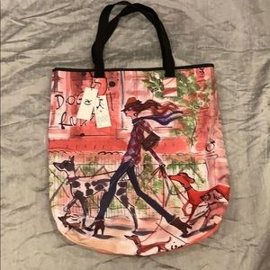 NEW Izak tote bag